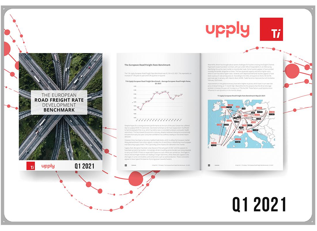 ti upply Q1 2021 report